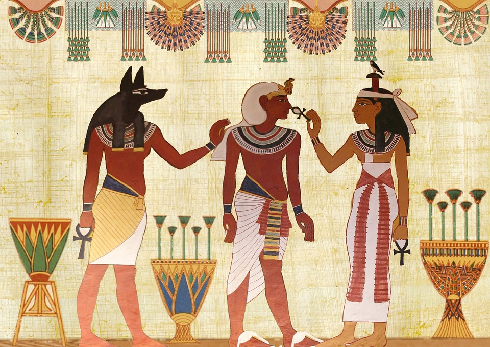 Mısır Astrolojisinde Tanrı veya Tanrıçalar